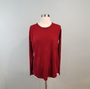 Eileen Fisher crewneck sweater size L NWT